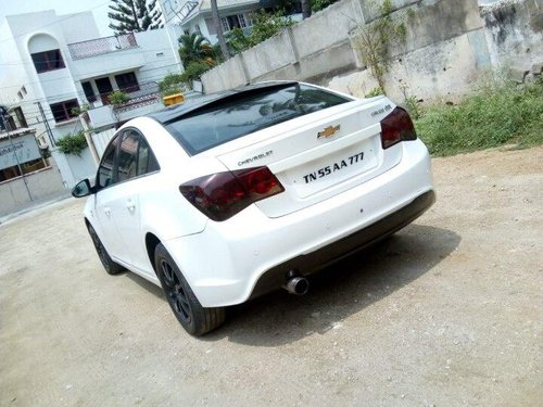 Used Chevrolet Cruze LT 2012 MT for sale in Coimbatore