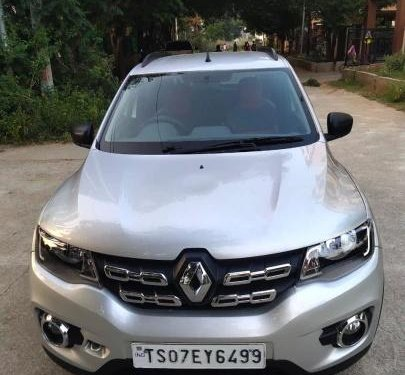 Used Renault KWID 1.0 RXT 2016 MT for sale in Hyderabad