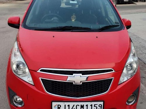 Used Chevrolet Beat LT 2011 MT for sale in Jaipur