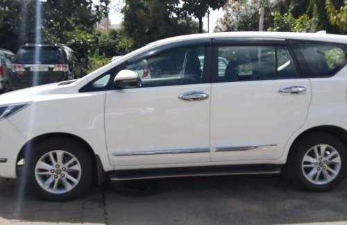 Used Toyota Innova Crysta 2.4 GX MT 2019 MT in Bangalore