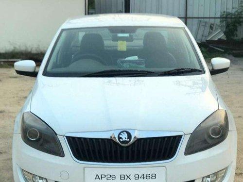 Used Skoda Rapid 2014 MT for sale in Hyderabad
