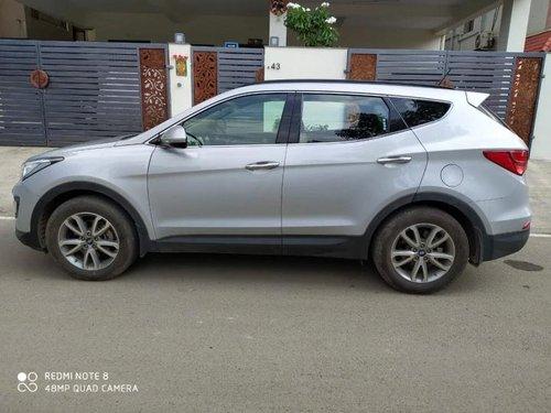 2015 Hyundai Santa Fe 2WD AT for sale in Chennai