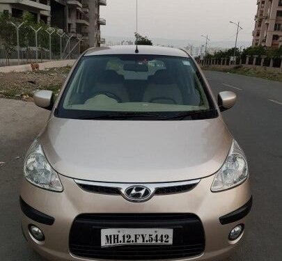 Used 2010 Hyundai i10 Sportz 1.2 MT for sale in Pune