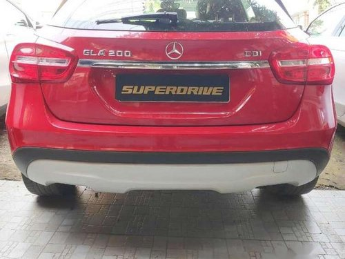 Used Mercedes Benz GLA Class 2016 AT for sale in Goa