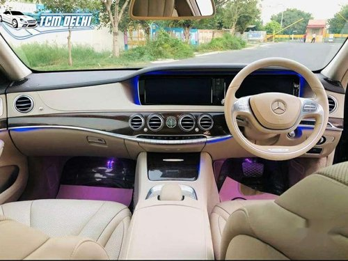 Used Mercedes Benz S Class S 350 CDI 2017 AT in Gurgaon