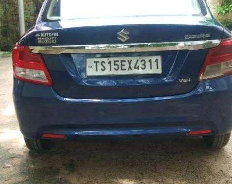 Used Maruti Suzuki Dzire VDI, 2018, MT for sale in Hyderabad