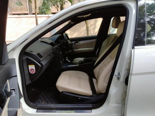 Used 2010 Mercedes Benz C-Class AT for sale in Bangalore