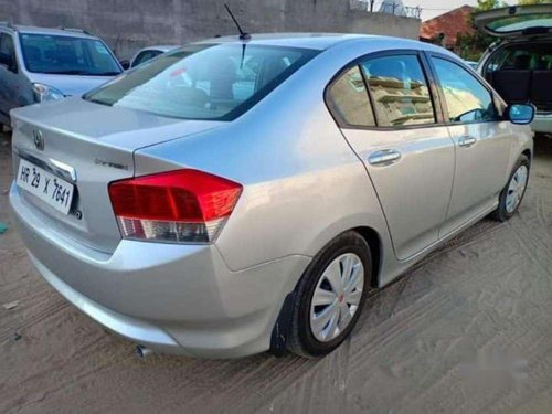 Honda City CNG, 2010, MT for sale in Gurgaon