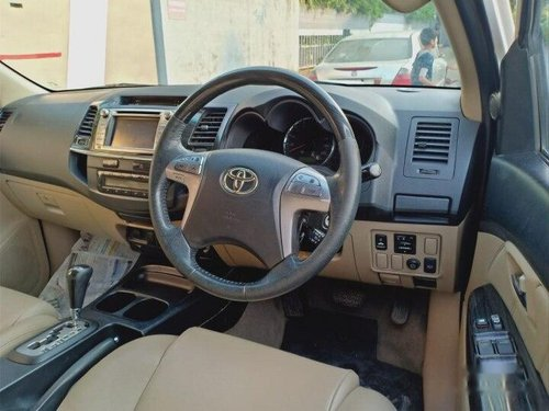 Used Toyota Fortuner 4x2 AT 2015 AT for sale in Mumbai