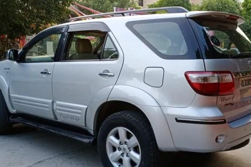 Used 2011 Toyota Fortuner MT for sale in New Delhi
