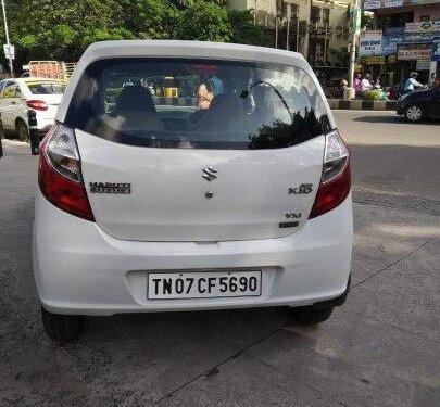 Used 2015 Maruti Suzuki Alto K10 VXI MT for sale in Chennai