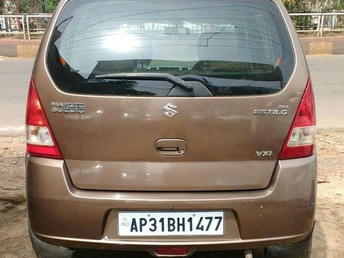 Used Maruti Suzuki Zen Estilo 2010 MT for sale in Visakhapatnam