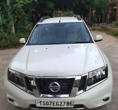 Used Nissan Terrano XL 110 PS 2014 MT in Hyderabad