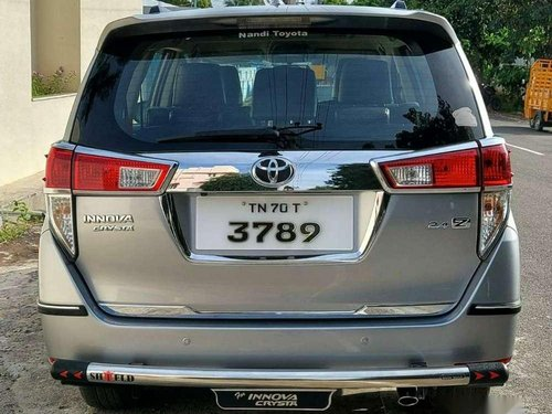 Used Toyota Innova Crysta 2015 AT for sale in Salem