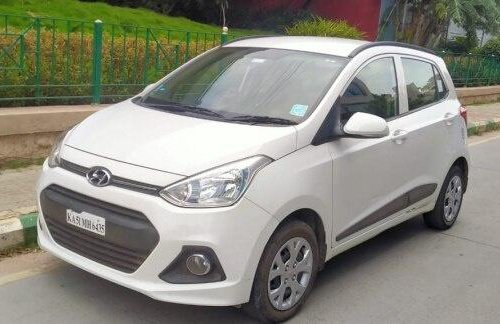 Used 2015 Hyundai Grand i10 MT for sale in Bangalore
