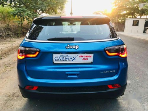 Used 2017 Jeep Compass AT for sale in Surat