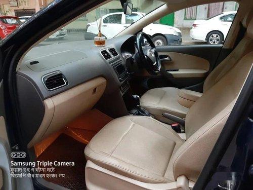 Used 2015 Volkswagen Vento AT for sale in Kolkata