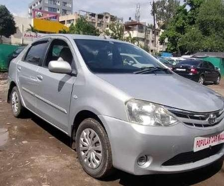 Used Toyota Etios GD 2012 MT for sale in Nashik