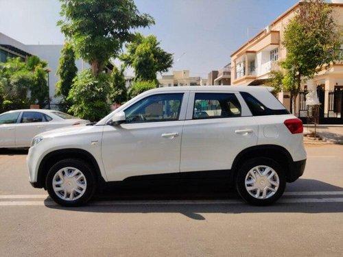 Maruti Suzuki Vitara Brezza LDi 2017 MT for sale in Ahmedabad