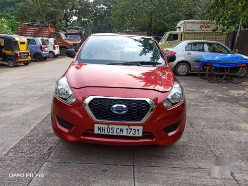 Used Datsun GO 2015 MT for sale in Thane