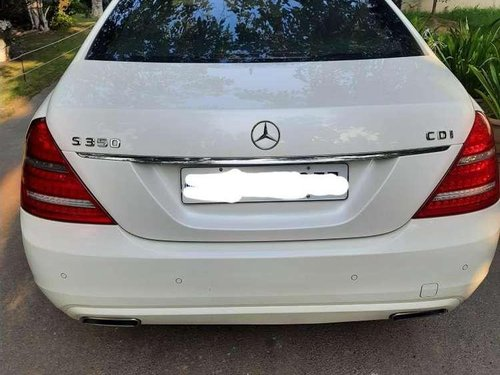 Used 2012 Mercedes Benz S Class S 350 CDi AT in Gurgaon