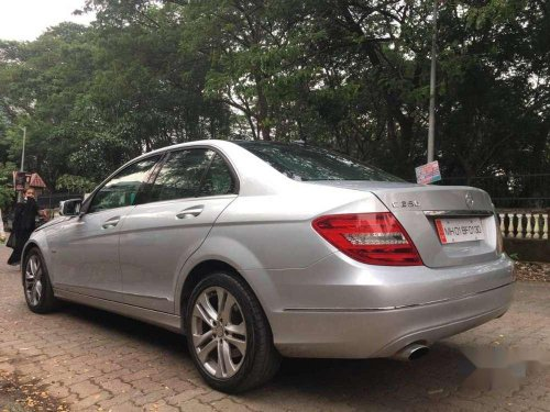 Used 2012 Mercedes Benz C-Class AT for sale in Mumbai-8