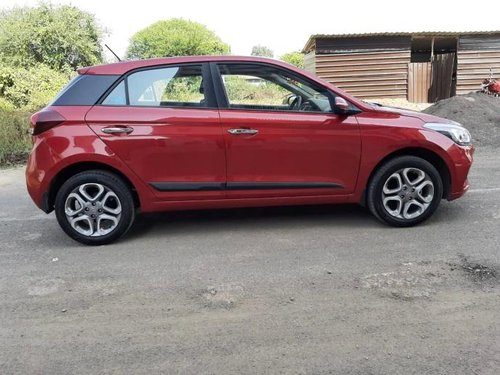 Used Hyundai i20 2018 MT for sale in Nashik -4