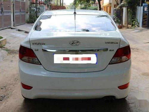 Used Hyundai Verna 2012 MT for sale in Chennai