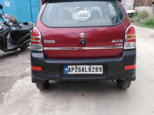 2011 Maruti Suzuki Alto MT for sale in Hyderabad
