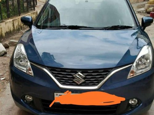 Maruti Suzuki Baleno Petrol 2018 MT for sale in Hyderabad