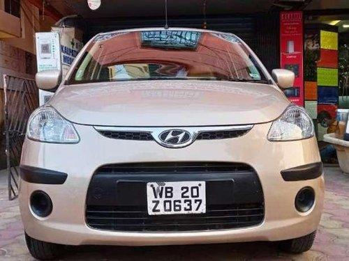 Used Hyundai i10 Sportz 1.2 2010 MT for sale in Kolkata