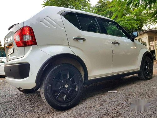 Used 2019 Maruti Suzuki Ignis 1.2 Alpha MT in Ahmedabad -9