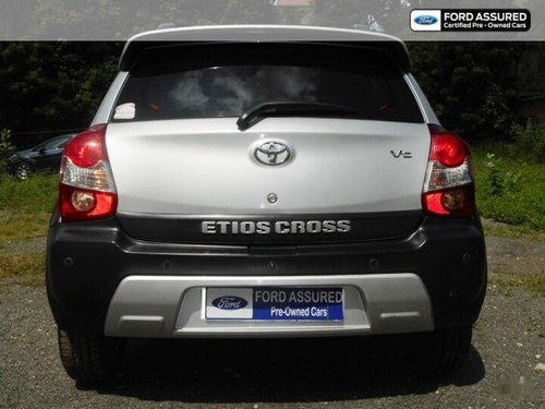 Toyota Etios Cross 1.4L VD 2016 MT for sale in Chennai