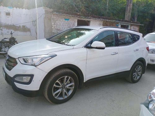 Used Hyundai Santa Fe 2015 MT for sale in Chandigarh