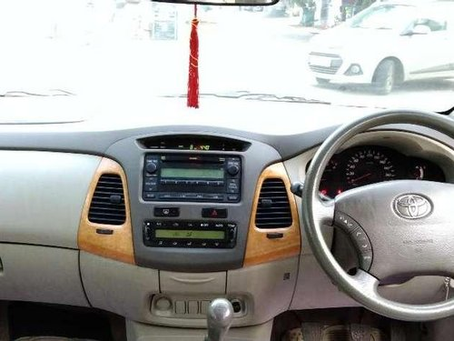 Used Toyota Innova 2.5 E 2010 MT for sale in Ongole