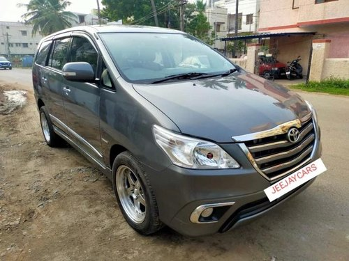 Used Toyota Innova 2014 MT for sale in Chennai