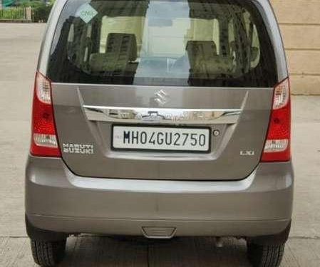 Used Maruti Suzuki Wagon R LXI 2015 MT for sale in Thane