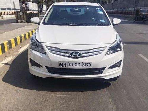 Used Hyundai Verna 1.6 VTVT 2016 MT for sale in Mumbai