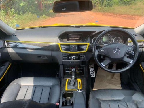 Used 2012 Mercedes Benz E Class AT for sale in Madgaon