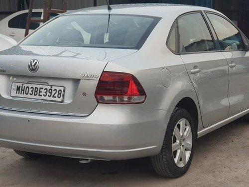 Volkswagen Vento Petrol Highline 2012 MT for sale in Pune