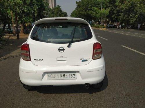 Used 2011 Nissan Micra Diesel MT for sale in Ahmedabad