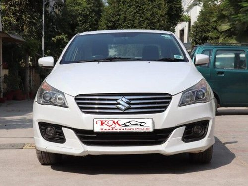 Used Maruti Suzuki Ciaz 2016 MT for sale in Ahmedabad