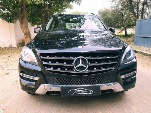 Mercedes Benz M Class 2014 AT for sale in Gurgaon
