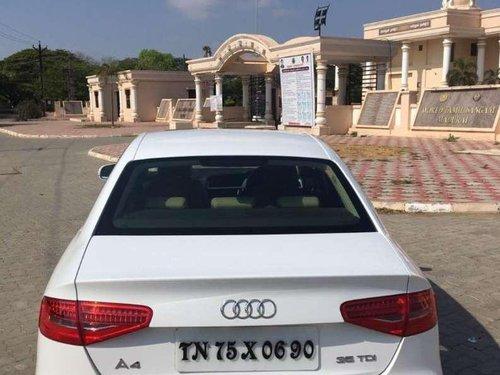 Used Audi A4 35 TDI Premium 2015 AT for sale in Madurai