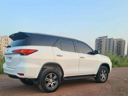 Used 2017 Toyota Fortuner MT for sale in Nashik