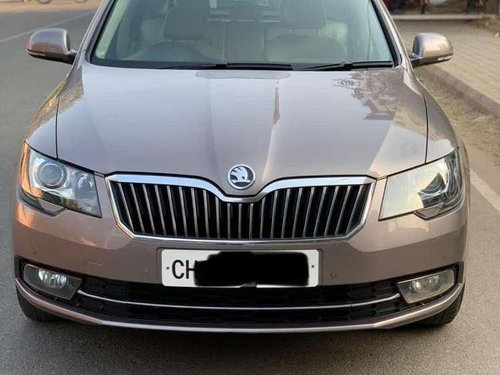 Used Skoda Superb 2014 MT for sale in Chandigarh