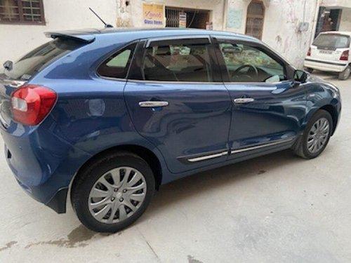 2017 Maruti Suzuki Baleno MT for sale in Gurgaon