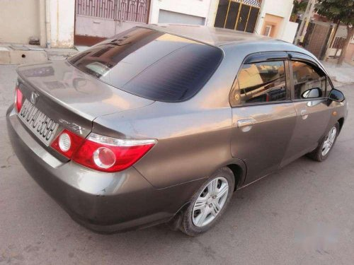 Used Honda City ZX 2008 MT for sale in Rajkot