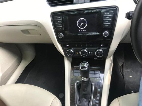 Used Skoda Octavia 2014 AT for sale in Bangalore