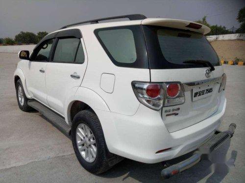 Used Toyota Fortuner 2012 MT for sale in Aliganj